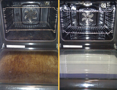 Oven, Range & Aga <span>Cleaning</span>